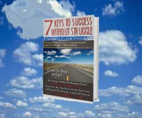 "SEVEN KEYS TO SUCCESS – ""A sound, fun-filled, practical ""treasure map"" that will lead you to a successful career.  Christine Ebersole, 2-Time Tony Award Winner"